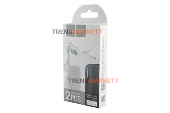 Защитное стекло на камеру iPhone X/XS/XS Max «Hoco»