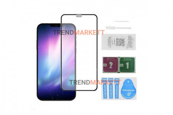 Защитное стекло на iPhone 12 Mini «Pro-Flexi»