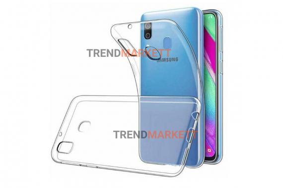 Прозрачный чехол для Samsung Galaxy A40