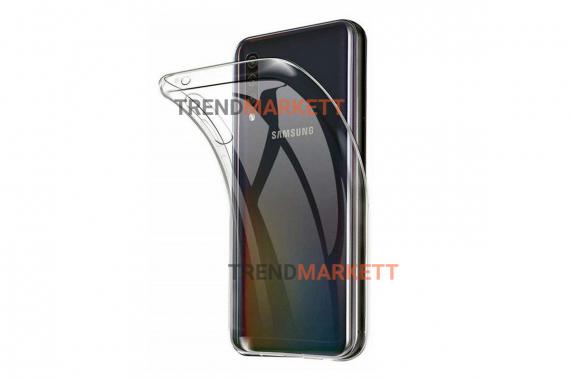 Прозрачный чехол для Samsung Galaxy A50