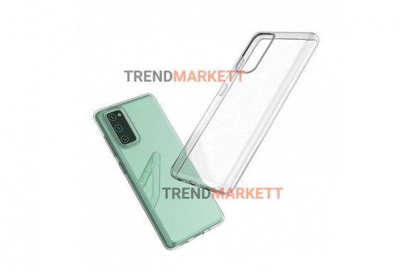 Прозрачный чехол для Samsung Galaxy S20 FE