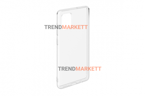 Прозрачный чехол для Samsung A31