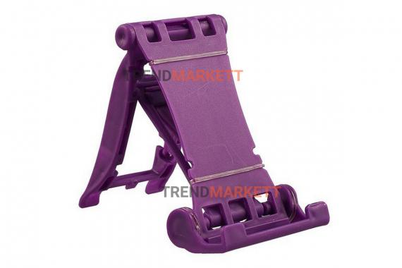 Подставка для телефона/планшета BI-2030 фиолетовый