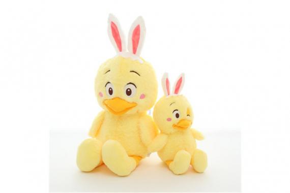 Мягкая игрушка «Утенок-заяц»