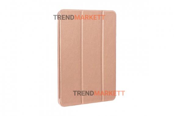 Чехол для iPad 10.2 Smart Case розовое золото