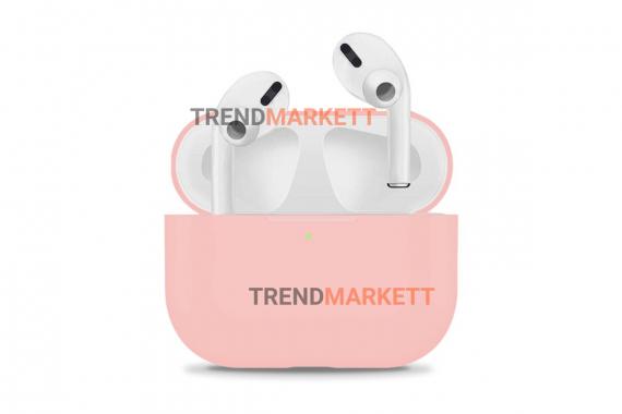Чехол для AirPods Pro Smart Case Pink
