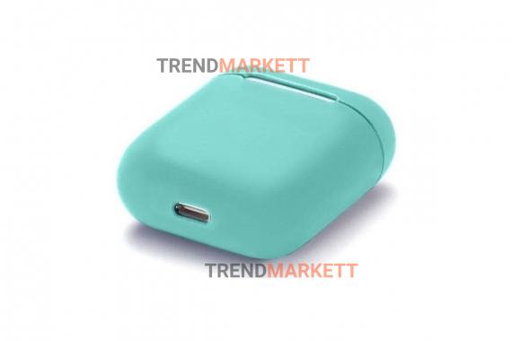 Чехол для AirPods 1/2 Smart Case Coast Blue