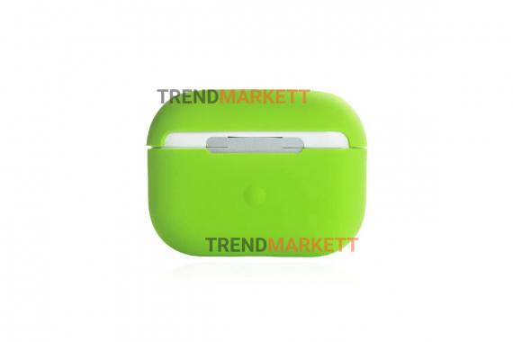 Чехол для AirPods Pro Smart Case Green