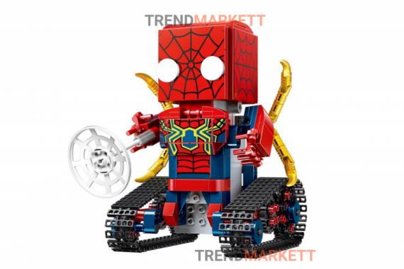 Конструктор MOULD KING 13039 «Человек паук» + APP