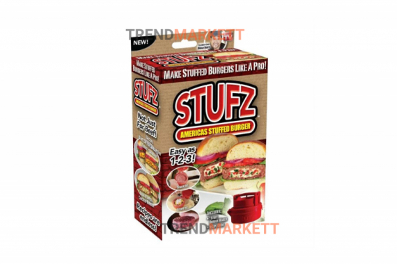 Форма для приготовления бургеров Stufz Шеф
