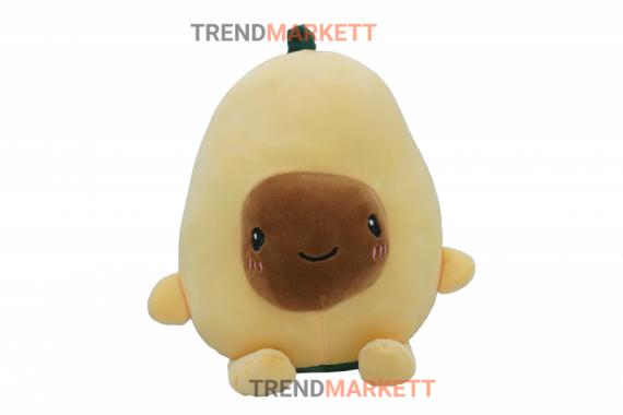 Мягкая игрушка «Авокадо» 27 см