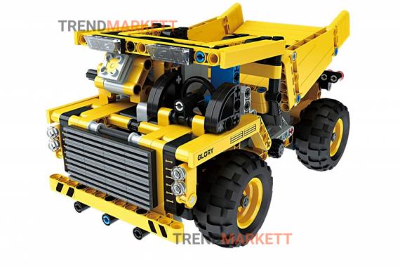 Конструктор MOULD KING 13016 «Карьерный грузовик»