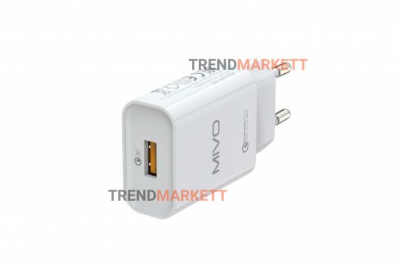 Сетевое зарядное устройство «Mivo MP-320Q»