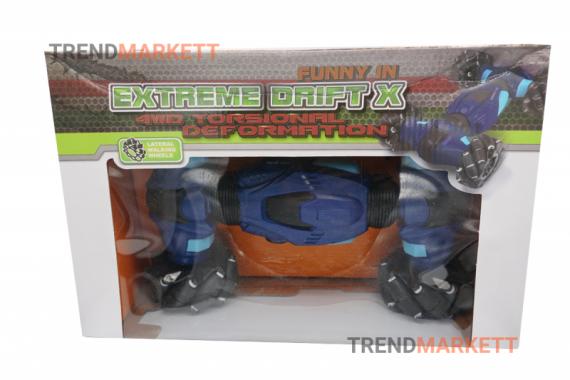 Машина на радиоуправлении «Extreme Drift X»