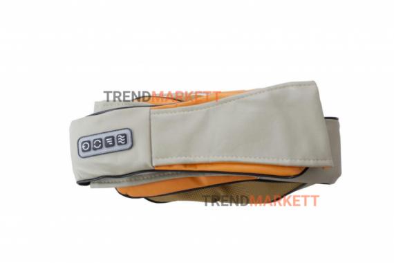 Массажер для шеи, плеч и спины ИК-прогревом Massager of Neck Kneading