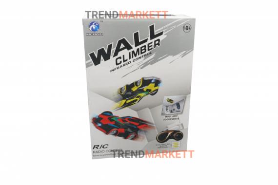Машина антигравитационная «Wall Climber» синяя