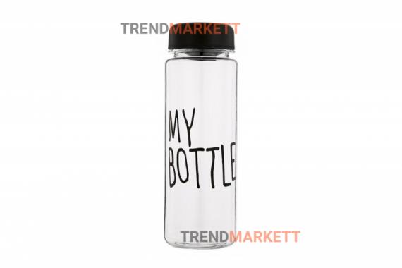 Бутылка для воды «My Bottle» голубая