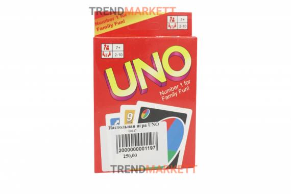 Настольная игра «UNO»