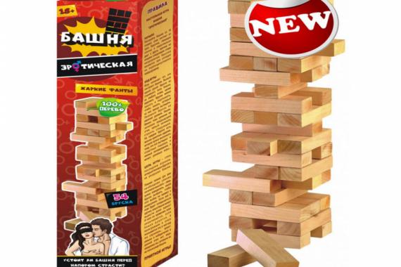 Настольная игра «Башня»