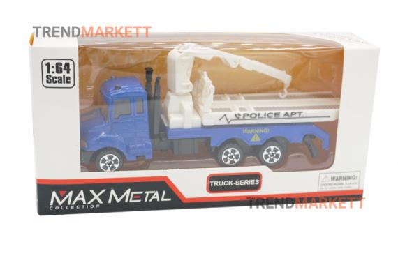 Металлическая грузовик «MAX METAL ЭВАКУАТОР»