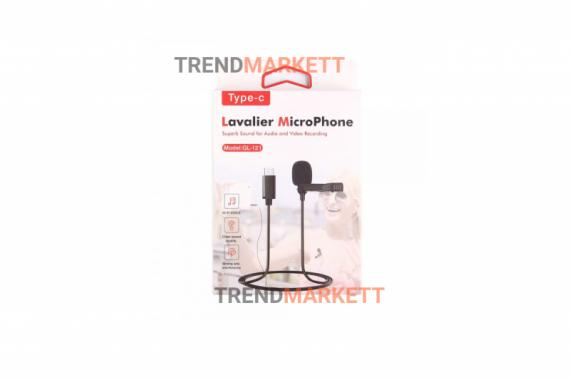 Петличный микрофон Lavalier GL-121