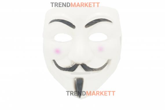 Маска «Анонимус Гай Фокс»