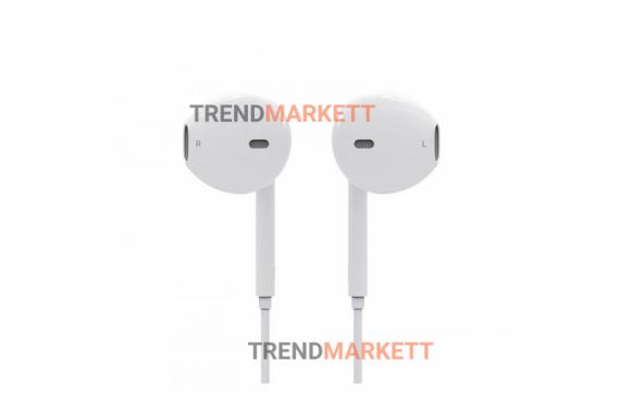Наушники проводные для iPhone (3.5 mm)