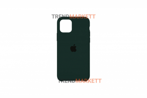 Силиконовый чехол (Silicon case) для iPhone 11 PRO Зеленый