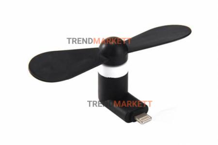Мини-вентилятор Refon Mini Fan F10 для iPhone (Lightning)