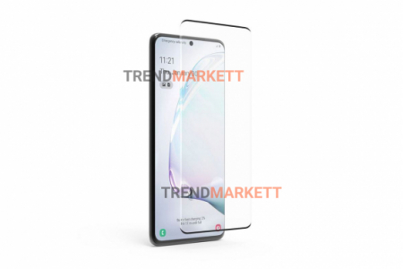 Защитная пленка на Samsung S20 «FULL GLUE POLYMER NANO» в коробке