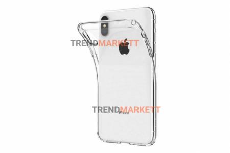 Чехол для Apple iPhone XS MAX прозрачный