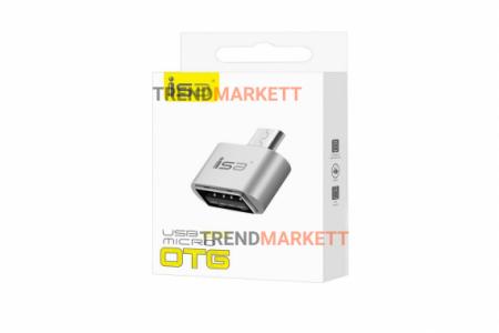 Переходник OTG USB MicroUSB 2.0 TC 003