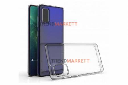 Прозрачный чехол для Samsung Galaxy A41