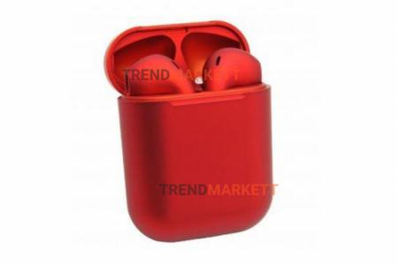 Беспроводные наушники «inPods 12» red