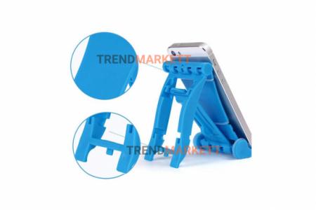 Подставка для телефона/планшета BI-2030 голубой