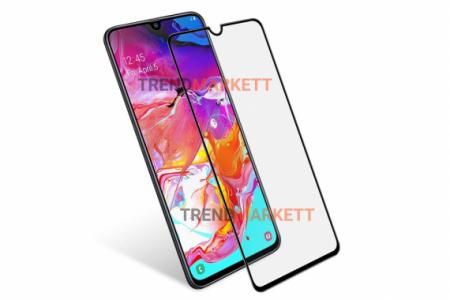 Защитное стекло на Samsung A70/A70S/A90 «OG»