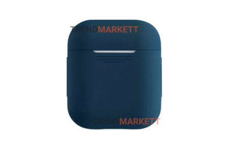 Чехол для AirPods 1/2 Smart Case Pacific Green