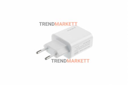 Сетевое зарядное устройство MAIMI C60, Type-C, 3 А, Power Delivery, 20 Вт, белое