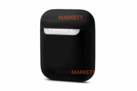 Чехол для AirPods 1/2 Smart Case Black