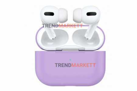 Чехол для AirPods Pro Smart Case Lavender