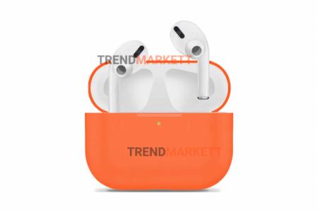 Чехол для AirPods Pro Smart Case Peach