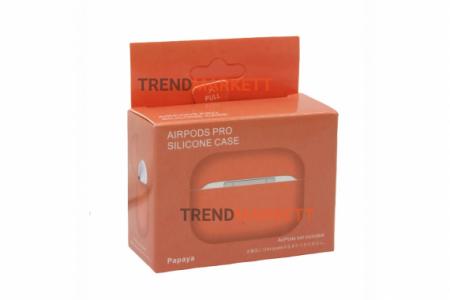 Чехол для AirPods Pro Smart Case Papaya