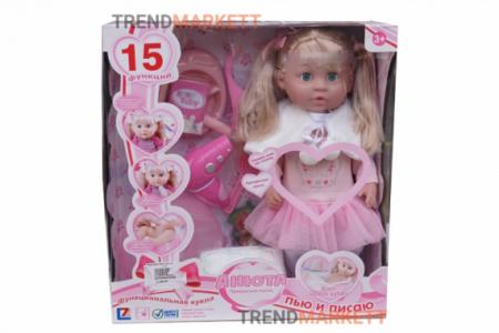 Прекрасная кукла «Анюта»