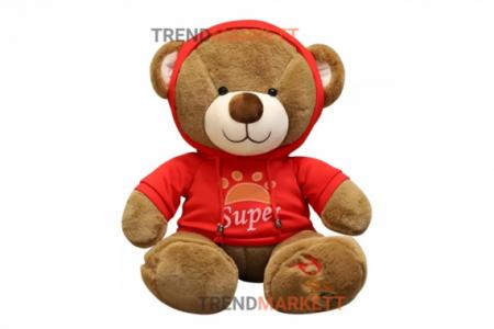 Мягкая игрушка «Медведь SUPER» 30 см