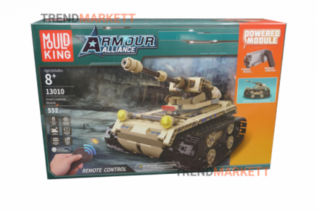 Конструктор MOULD KING 13010 «Танк в броне»