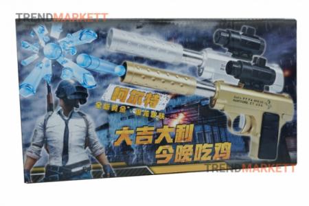 Игрушечный пистолет «ORBIZ»