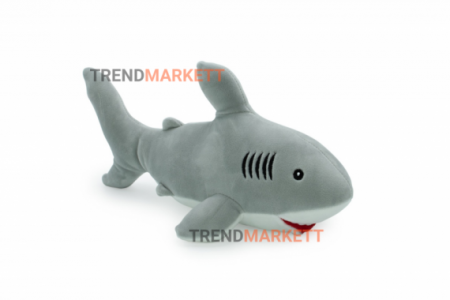 Мягкая игрушка «Акула» 30 см