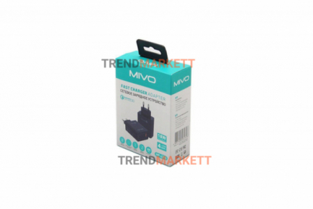 Сетевое зарядное устройство «Mivo MP-431Q»