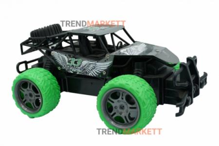 Машина «GALLOP BEAST OFF-ROAD» зеленая