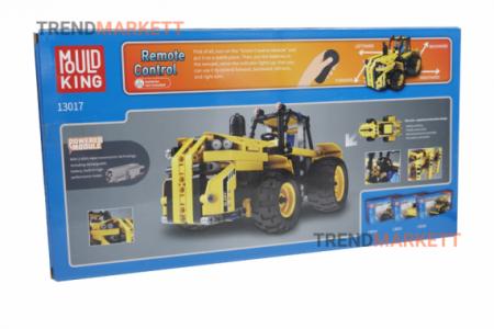 Конструктор MOULD KING 13017 «Трактор»